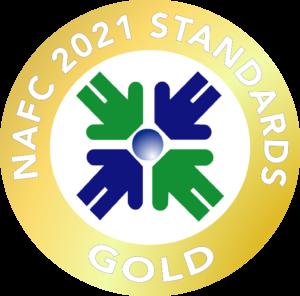 2021 NAFC Standards Seal Gold